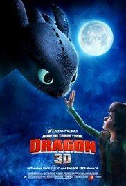 How to Train Your Dragon - animation