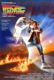 Back to the Future - science fiction