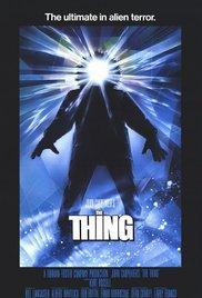 The Thing - horror