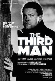 The Third Man - mystery