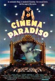 Cinema Paradiso - romance
