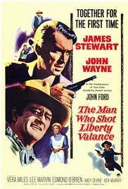 The Man Who Shot Liberty Valance - western