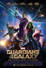 Guardians of the Galaxy - science fiction