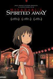 Spirited Away - animation