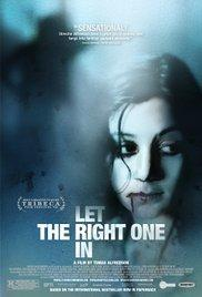 Let the Right One In - horror