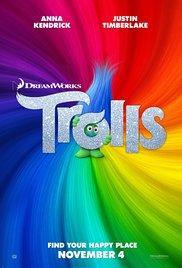 Trolls (2016) - Movies In Theaters