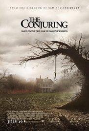 The Conjuring - horror