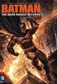 Batman: The Dark Knight Returns, Part 2 (2013) - animation