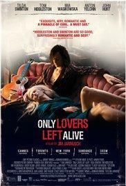 Only Lovers Left Alive - horror