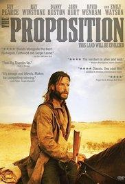 The Proposition - western