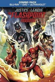 Justice League: The Flashpoint Paradox (2013) - animation