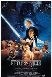 Star Wars: Episode VI - Return of the Jedi - science fiction