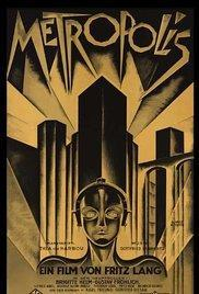 Metropolis - science fiction
