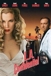 L.A. Confidential - mystery