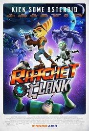 Ratchet & Clank(2016) - Film in Teatri