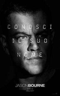 Jason Bourne - Film in Teatri