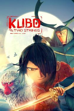 Kubo and the Two Strings - Cartelera