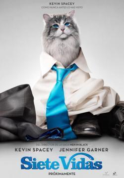Siete vidas, este gato es un peligro - Cartelera