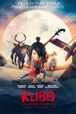 Kubo et l'armure magique - A l'affiche