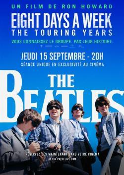The Beatles: Eight Days a Week - The Touring Years - A l'affiche
