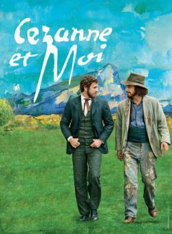 Cézanne et moi - A l'affiche