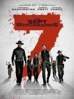 Les Sept Mercenaires - A l'affiche