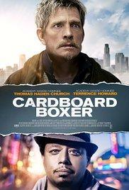 Cardboard Boxer - Movies In Theaters