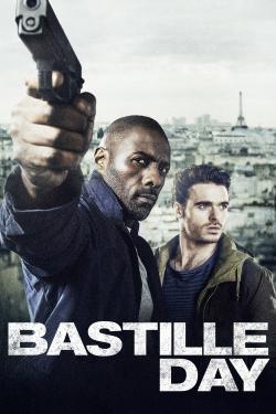 Bastille Day - Cartelera