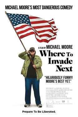 Where to Invade Next - A l'affiche