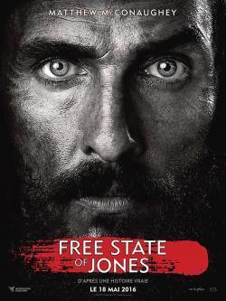 Free State of Jones - A l'affiche