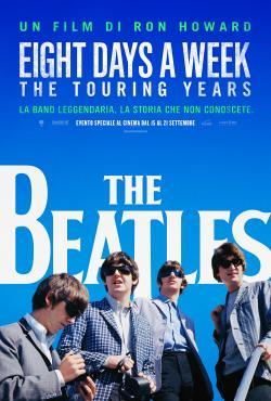 The Beatles: Eight Days a Week - The Touring Years - Film in Teatri