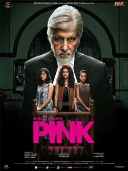 Pink - Now Playing In Theaters