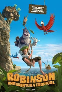Robinson. Una aventura tropical - Cartelera