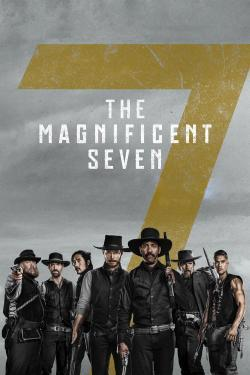 The Magnificent Seven - Cartelera