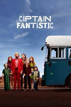 Captain Fantastic - Cartelera