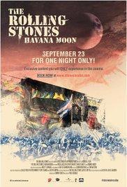 The Rolling Stones Havana Moon - Cartelera