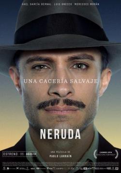 Neruda - Cartelera