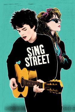 Sing Street - Cartelera