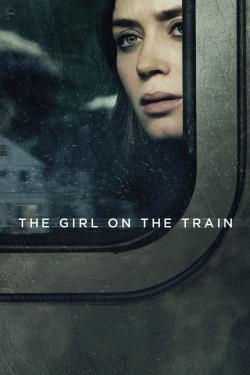The Girl on the Train - Cartelera