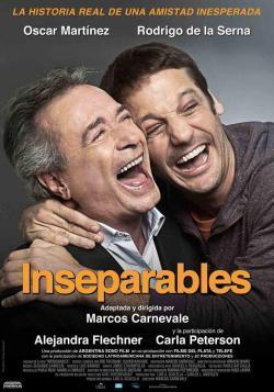 Inseparables - Cartelera