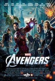 The Avengers - science fiction