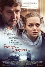 Fathers and Daughters (2015) - Movies In Theaters
