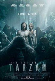 Tarzan - Film in Teatri