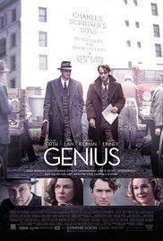 Genius(2016) - Cartelera