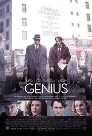 Genius (2016) - A l'affiche