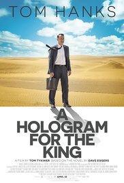 A Hologram for the King(2016) - Cartelera