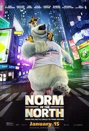 Norm of the North - A l'affiche