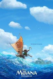 Moana (2016) - Now Playing In Theaters