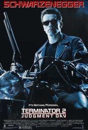 Terminator 2: Judgment Day - science fiction