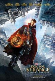 Doctor Strange(2016) - Cartelera